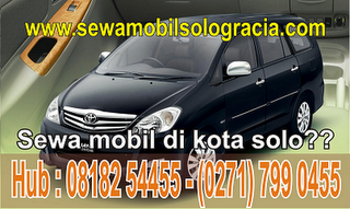 Harga Rental Mobil Solo on Rental Mobil Solo   Bisnis Dan Service Lainnya